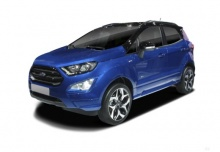 Ford ECOSPORT 1.0 EcoBoost (seit 2017) Front + links