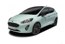 Ford Fiesta 1.5 TDCi (seit 2017) Front + links