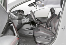 Peugeot 2008 PureTech 82 (seit 2014) Innenraum