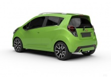 Chevrolet Spark 1.0 (2012-2014) Heck + links