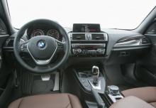 BMW 220i Cabrio Sport-Aut. (2016-2017) Armaturenbrett