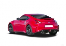 Nissan 370 Z (2014-2014) Heck + links