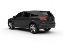 Dodge Journey 2.0 CRD (2008-2010) Heck + links