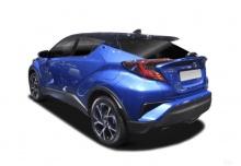 Toyota C-HR 1.2 Turbo (seit 2016) Heck + links