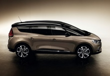 Renault Grand Scenic ENERGY TCe 115 (2016-2016) Seite rechts