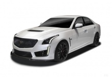 Cadillac CTS-V 6.2LV8 RWD AT8 (2015-2015) Front + links