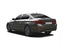 BMW M550i xDrive Aut. (2017-2017) Heck + links
