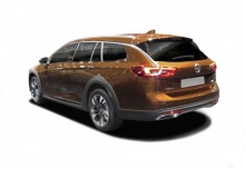 Opel Insignia Country Tourer 1.5 DI Turbo (seit 2017) Heck + links