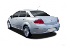 Fiat Linea 1.6 Multijet 16V (2009-2011) Heck + links
