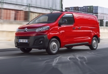 Citroen Jumpy XS BlueHDi 95 (seit 2016) Front + links