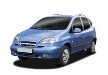 Chevrolet Rezzo 2.0 Automatik (2005-2009) Front + links