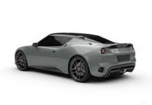 Lotus Evora 400 2+0 (seit 2016) Heck + links
