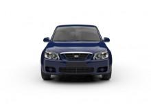 Kia Cerato 1.5 CRDi (2005-2006) Front