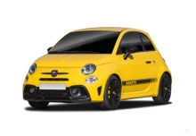 Abarth 595 (2017-2017) Front + links