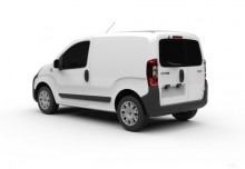 Citroen Nemo 1.4 i (2012-2014) Heck + links