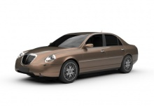 Lancia Thesis 2.4 Multijet DPF Comfortronic (2006-2009) Front + links