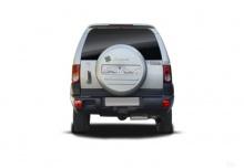 Tata Safari 2.2 16V Turbodiesel (2009-2012) Heck