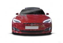 Tesla Tesla Model S 100D Allradantrieb (2017-2017) Front