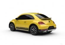 VW The Beetle 1.2 TSI Blue Motion Technologie (2016-2016) Heck + links