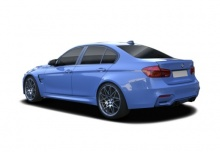 BMW M3 (2016-2016) Heck + links
