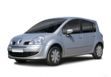 Renault Grand Modus 1.2 16V TCE (2011-2011) Front + links