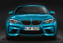 BMW M2 Coupe (2017-2017) Front