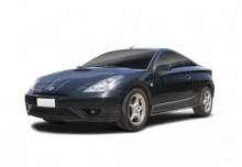 Toyota Celica (2002-2006) Front + links