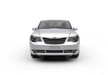 Chrysler Sebring Cabrio 2.7 Automatik (2008-2010) Front