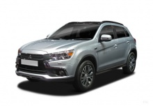 Mitsubishi ASX 1.6 DI-D 2WD (seit 2016) Front + links