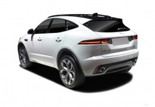 Jaguar E-Pace P250 AWD Aut. (seit 2017) Heck + links