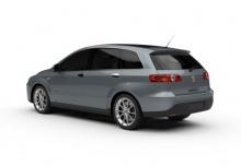 Fiat Croma 1.9 Multijet 8V DPF Pur-O2 (2009-2010) Heck + links