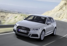 Audi A3 2.0 TDI clean diesel quattro (seit 2013) Front + links