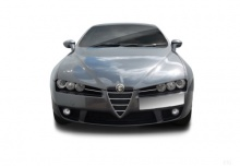 Alfa Romeo Alfa Brera 1.8 TBi 16V (2010-2011) Front