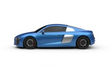 Audi R8 V10 5.2 FSI RWS S tronic (2017-2017) Seite links