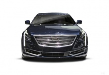 Cadillac CT6 3.0 V6 TWIN-TURBO AWD (seit 2016) Front