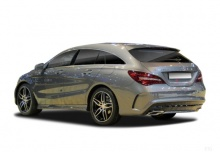 Mercedes-Benz CLA Shooting Brake 180 (seit 2016) Heck + links