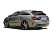 Mercedes-Benz CLA Shooting Brake 220 4Matic 7G-DCT (seit 2016) Heck + links