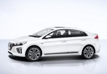 Hyundai IONIQ Hybrid 1.6 GDI (seit 2016) Seite links