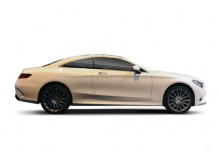 Mercedes-Benz S 500 Coupe 9G-TRONIC (2017-2017) Seite rechts