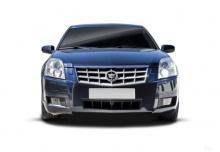 Cadillac BLS 1.9 D DPF (2007-2010) Front