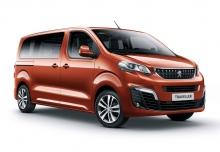 Peugeot Traveller L1 1.6 BlueHDi 115 (2016-2016) Front + rechts