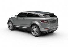 Land Rover Range Rover Evoque Coupe Si4 (seit 2016) Heck + links