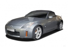 Nissan 350 Z Roadster (2007-2009) Front + links