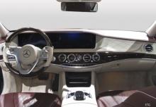 Mercedes-Benz S 560 9G-TRONIC (seit 2017) Armaturenbrett