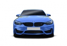 BMW M3 (2016-2016) Front