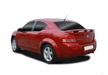 Dodge Avenger 2.0 (2007-2009) Heck + links