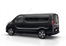 Renault Trafic ENERGY dCi 125 Combi (seit 2017) Heck + links