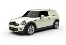 MINI Mini Clubvan (2012-2012) Front + links