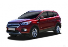 Ford Kuga 1.5 TDCi 2x4 Aut. (seit 2017) Front + links