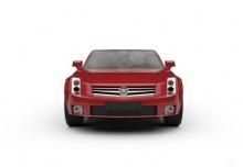Cadillac XLR-V (2008-2010) Front